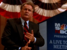 The West Wing 01x22 : What Kind of Day Has It Been?- Seriesaddict